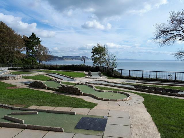 Lyme Golf Course
